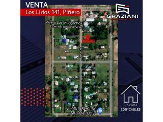 Terrenos - Piñero - Venta